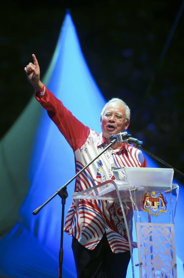 Najib Razak стоковые изображения rf