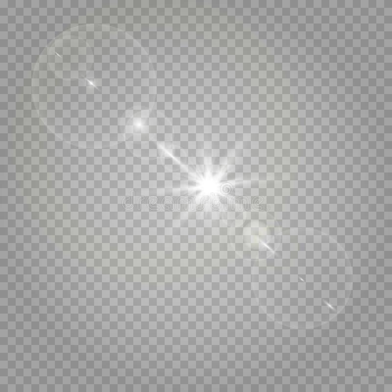 najjaśniejsza gwiazda ilustracja wektor