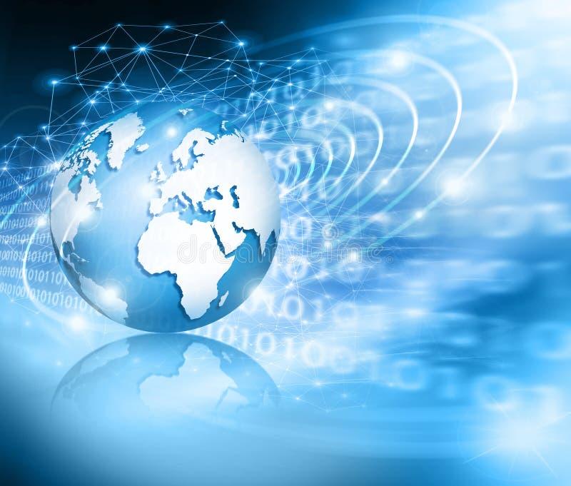 Download Najlepszego Biznesowego Pojęcia Globalni Internety Kulę Ilustracji - Ilustracja złożonej z globe, dane: 65225067