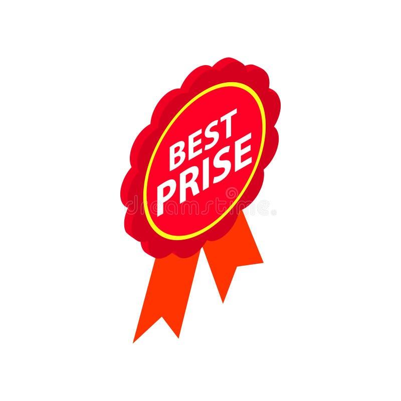 Najlepszy ceny gwaranci etykietki ikony isometric 3d styl ilustracji