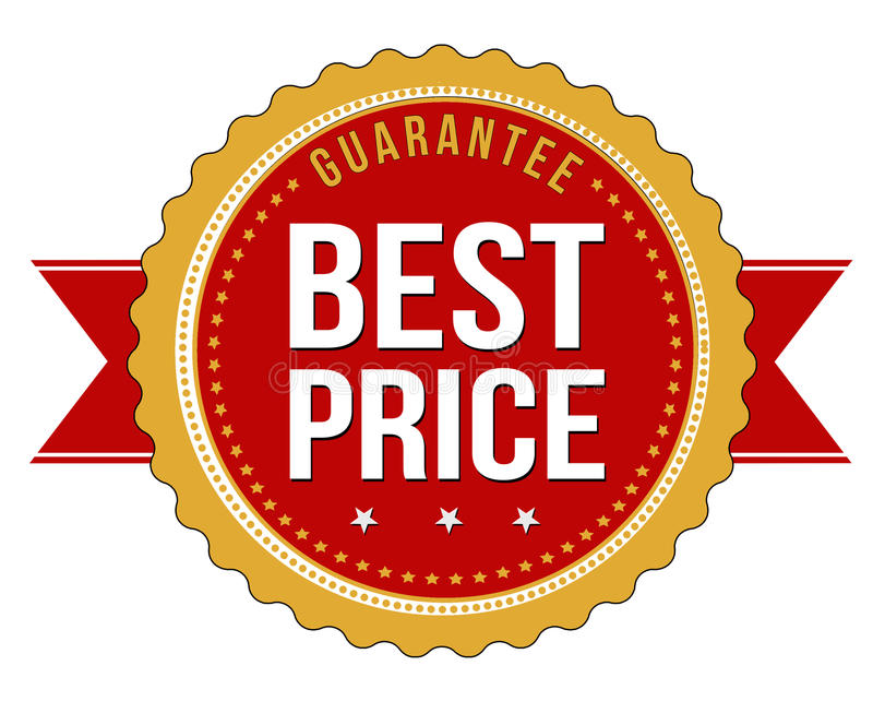 Najlepszy ceny gwaranci odznaka ilustracji