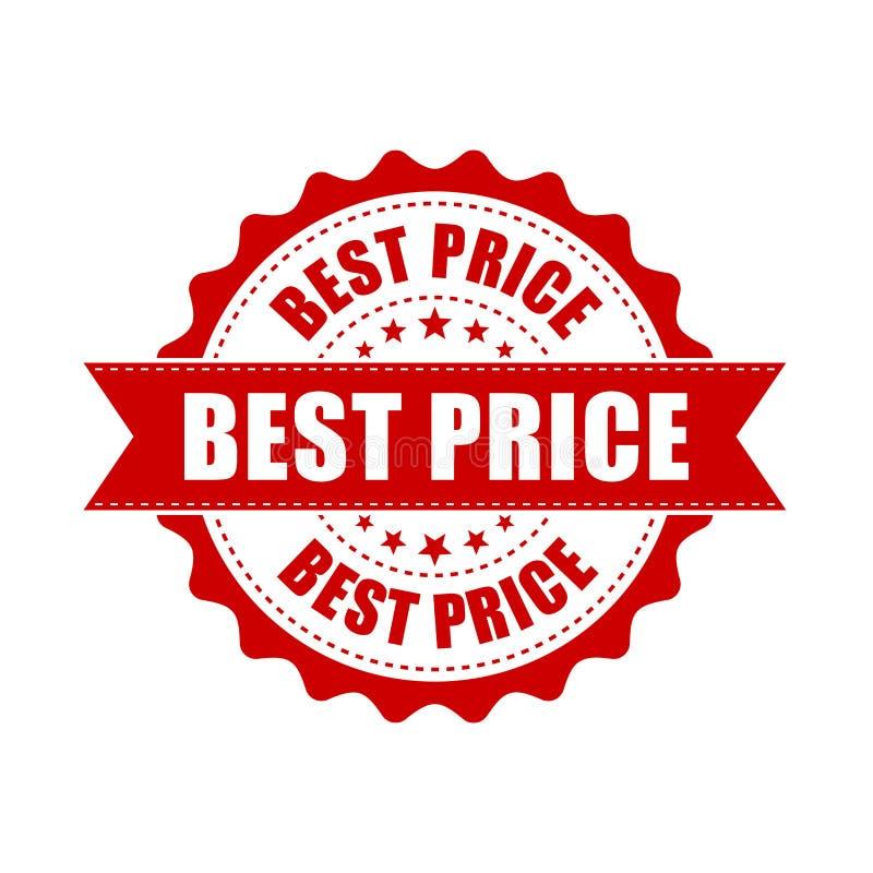 Najlepszy ceny sprzedaży grunge pieczątka wektorowa ilustracja na whit ilustracji