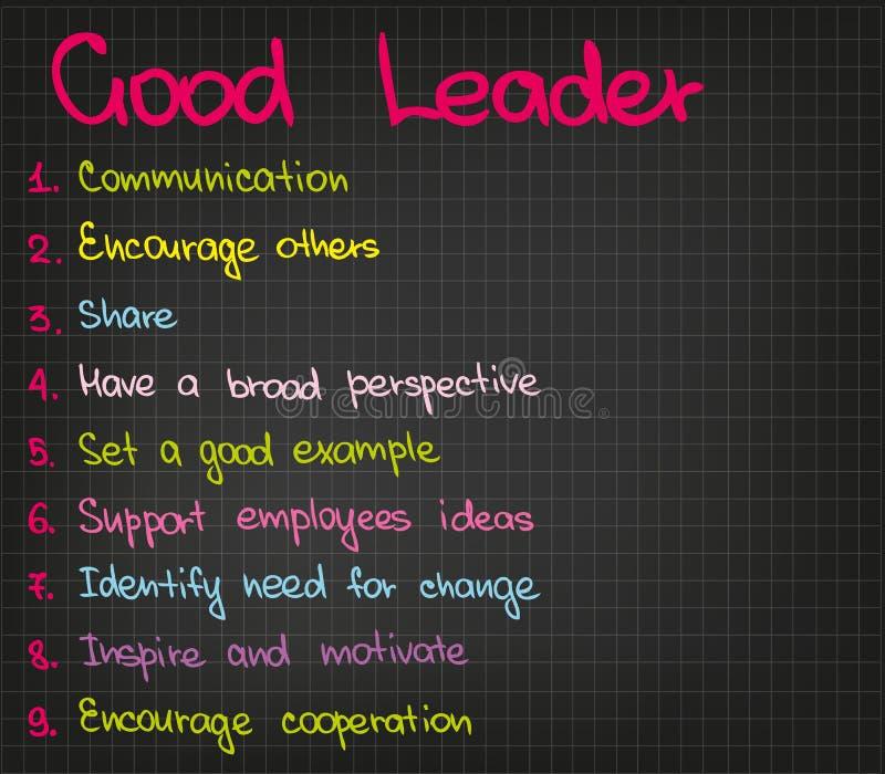 Najlepszy lider ilustracji