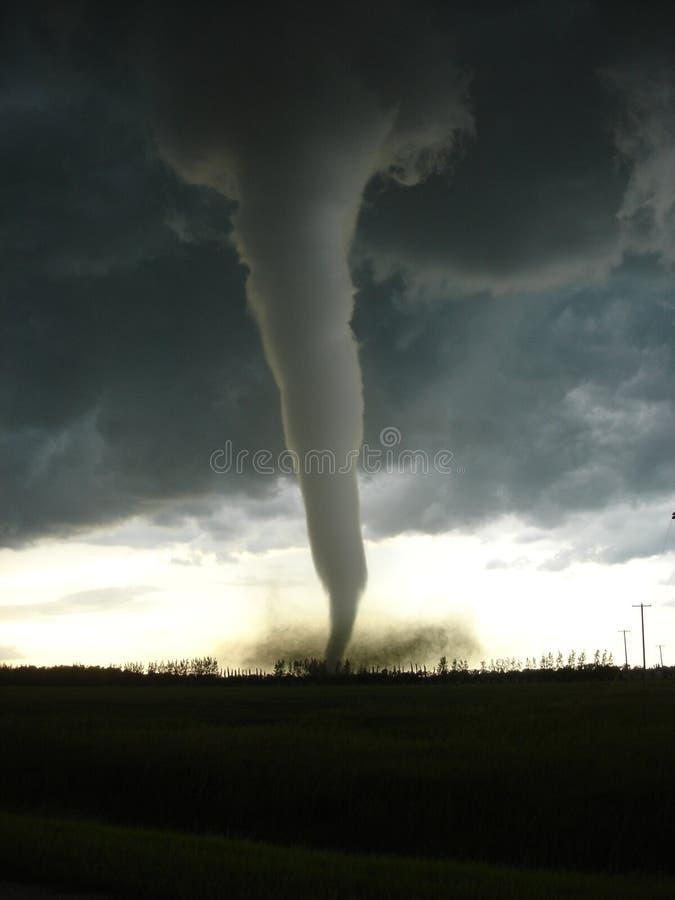 Najlepszy tornado obrazek Kiedykolwiek fotografia stock