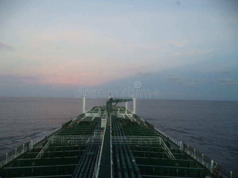 najlepszy widok na ocean atlantycki obraz stock