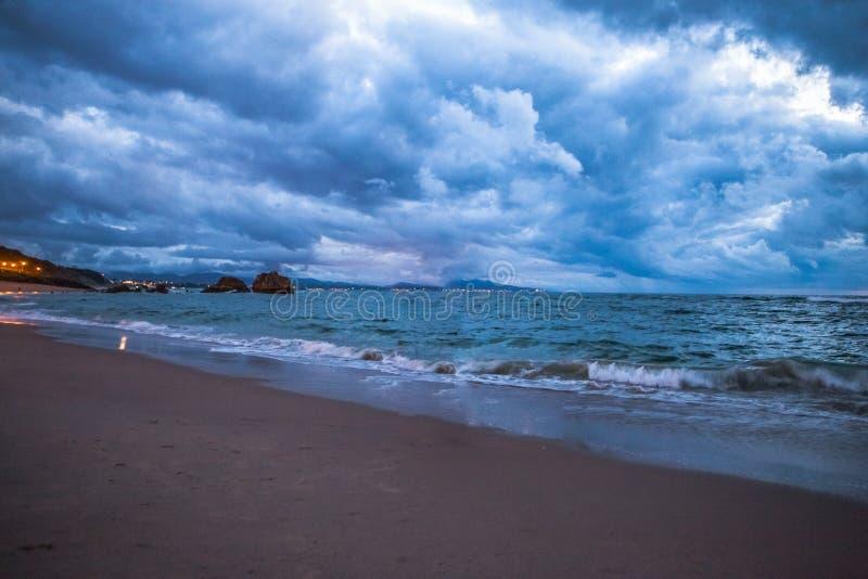 najlepszy widok na ocean atlantycki obrazy royalty free