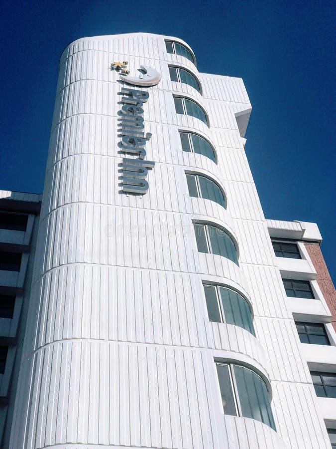 Najważniejszy austeria hotel fotografia royalty free