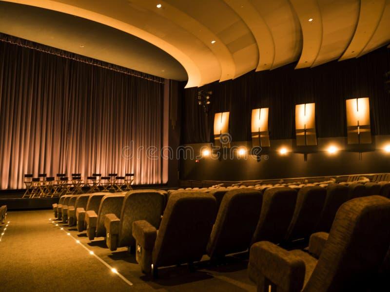 Najważniejsi studia Obrazują Theatre Hollywood wycieczkę turysyczną na 14th Sierpień, 2017 - Los Angeles, los angeles, Kalifornia obrazy royalty free
