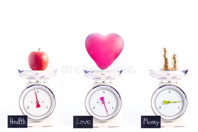 Download Najwięcej Ważnych Rzeczy W życiu: Zdrowie, Miłość I Pieniądze, Zdjęcie Stock - Obraz złożonej z skala, zdrowy: 53784984