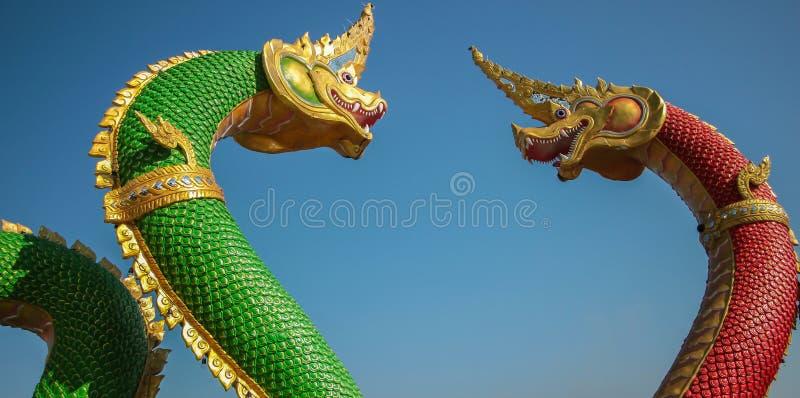 NAK di Phaya fotografia stock