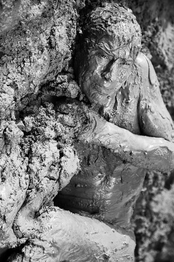 Naked Man Stock Image