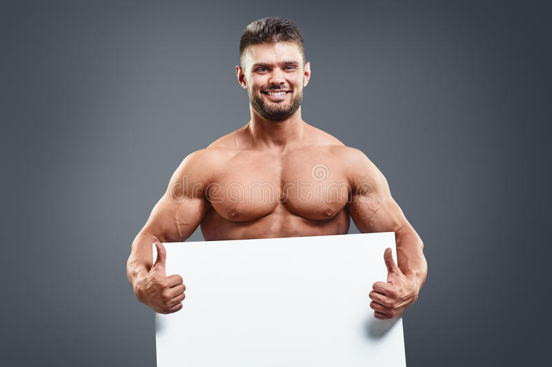 Naked young male bodybuilde by Stefano Cavoretto