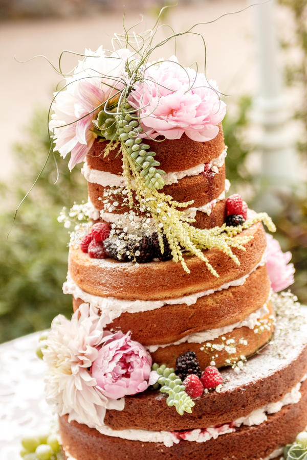 no frosting wedding cake wedding cake stock photo image of frosting covered 17906