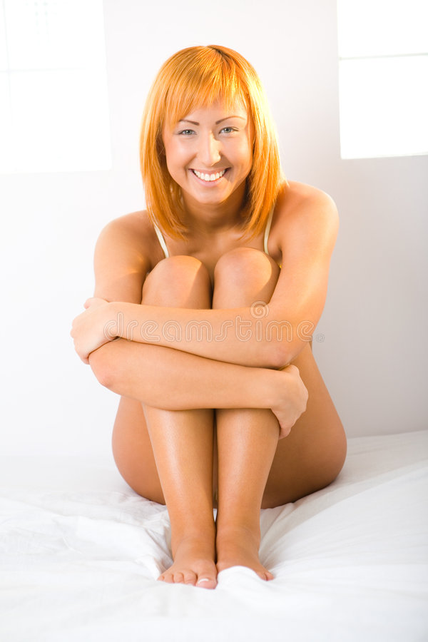 Download Almost naked woman stock image. Image of fair, female - 6756731