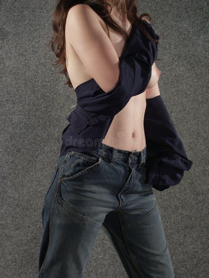 Download Nakenstudie fotografering för bildbyråer. Bild av nakenstudie - 504309