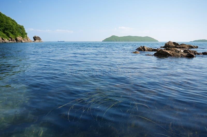 Download Nakhodka Bay stock photo. Image of scenic, russia, seashore - 26442620