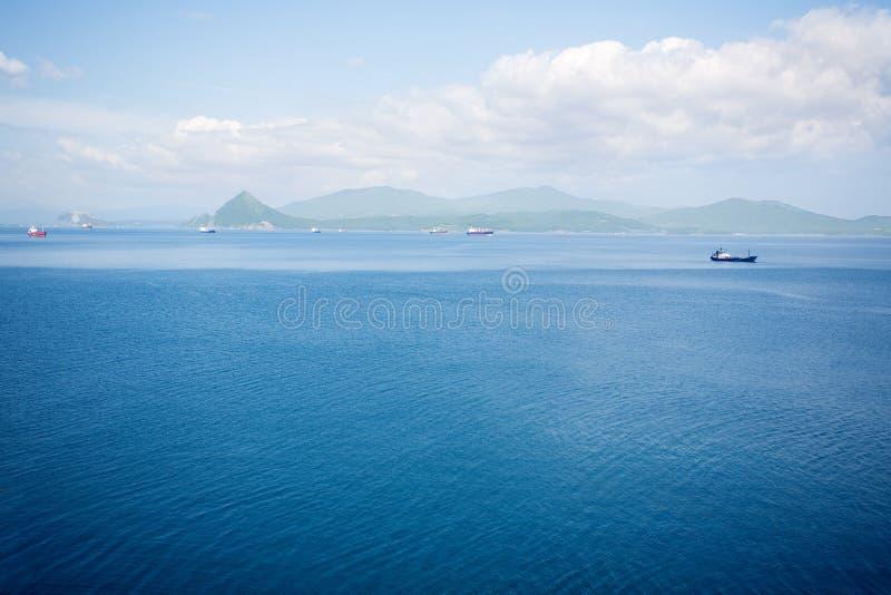 Download Nakhodka Bay Stock Photo - Image: 26442710