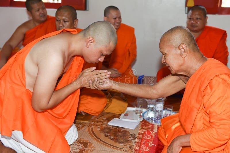 Nakhonnayok-Thailand, 3 Juli, 2015: reeks van de ordening cer stock afbeeldingen