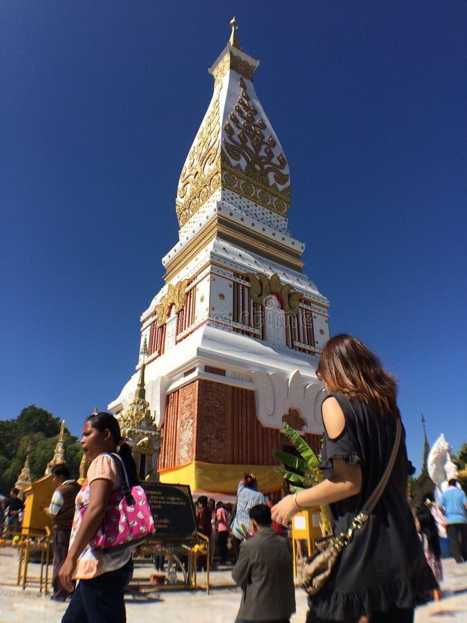 Nakhonphanom fotografie stock libere da diritti