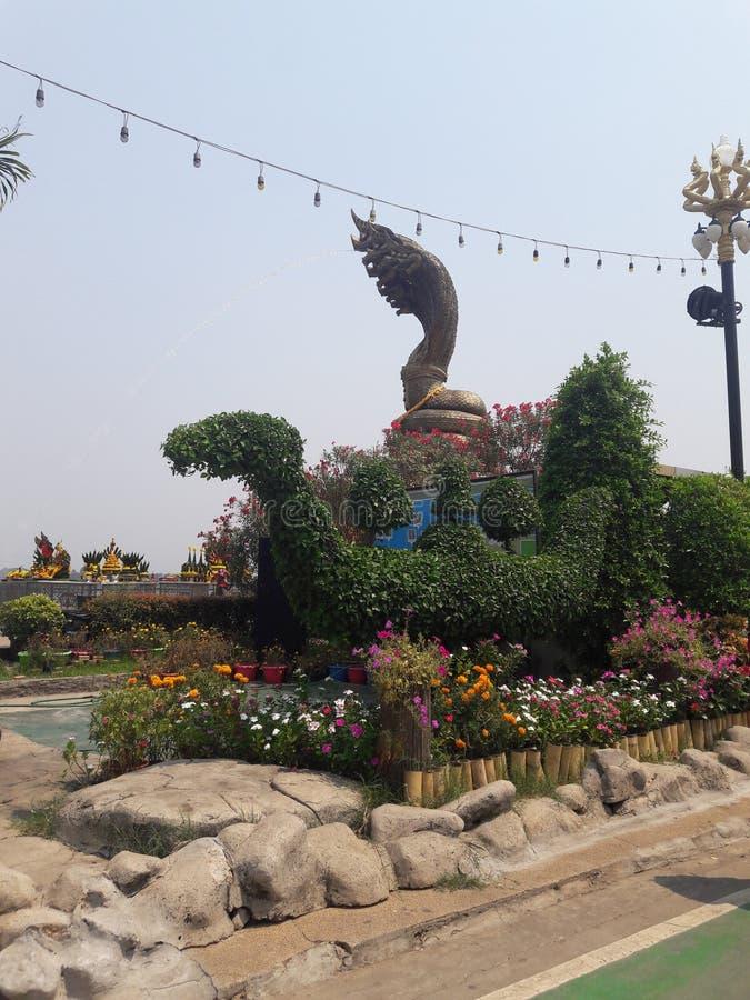 nakhonphanom agradable Tailandia de la señal del payanak fotografía de archivo libre de regalías
