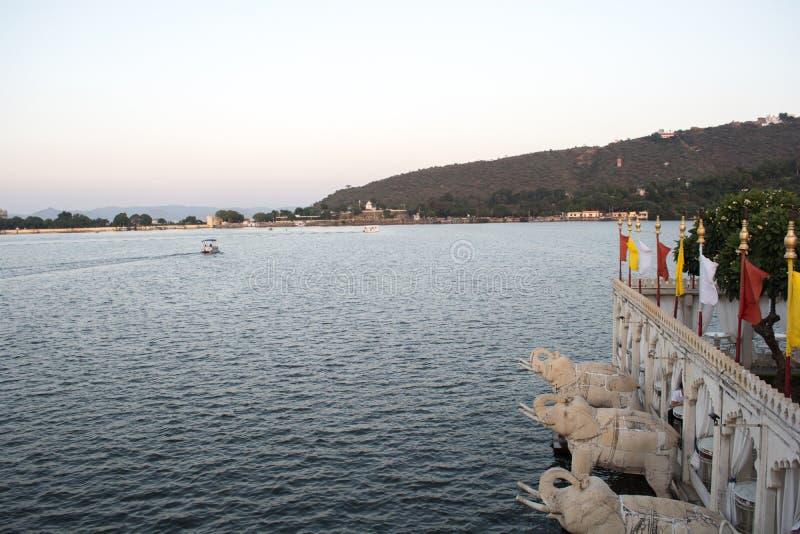 Nakki озера стоковая фотография