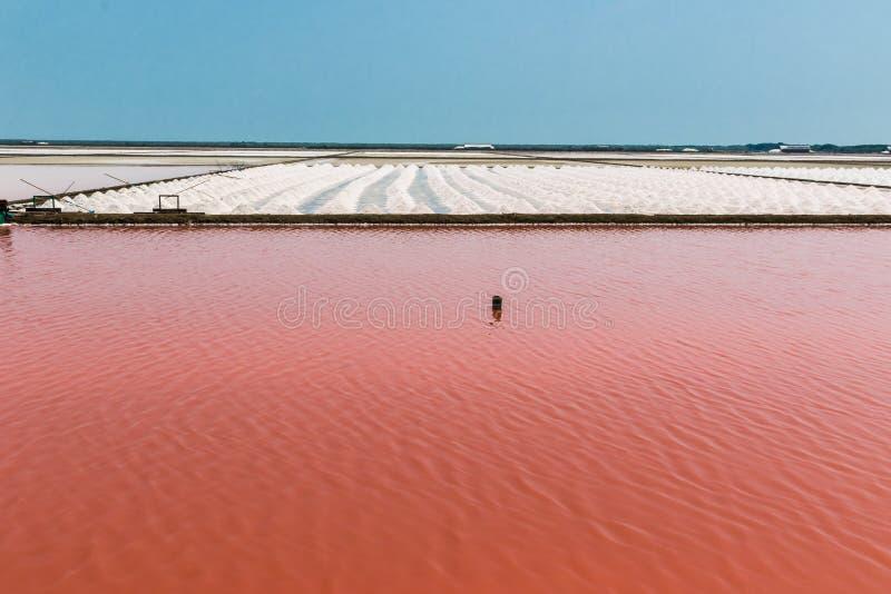 Naklua ou ferme de sel photographie stock