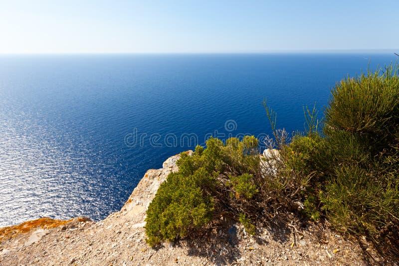 nakrętki De Formentor seaview fotografia royalty free
