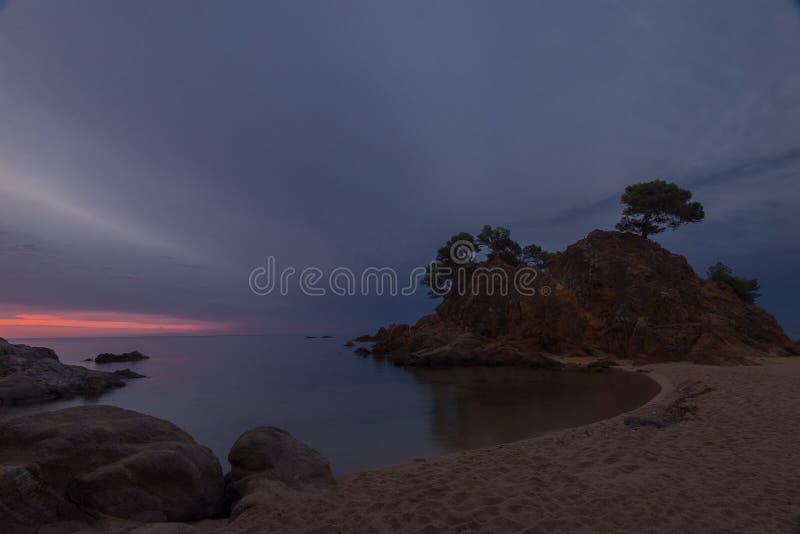 Nakrętki Roig wschód słońca zdjęcie royalty free