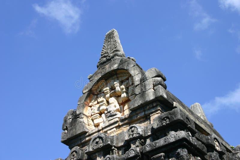 Nalanda Gedige in Sri Lanka stock fotografie