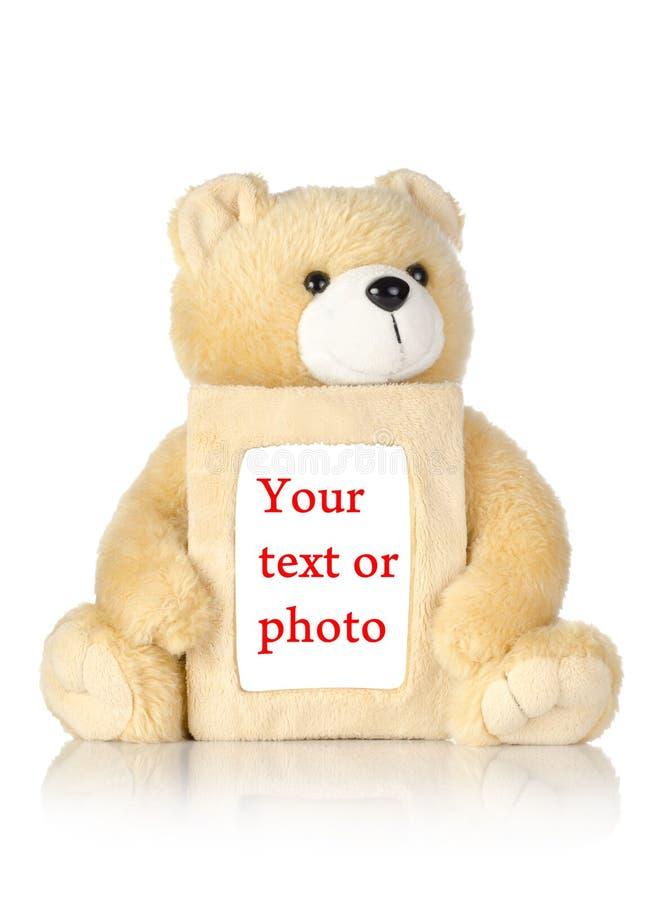 nalle för björnramfoto arkivfoton