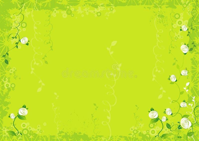 Nam bloemen, vector toe royalty-vrije illustratie