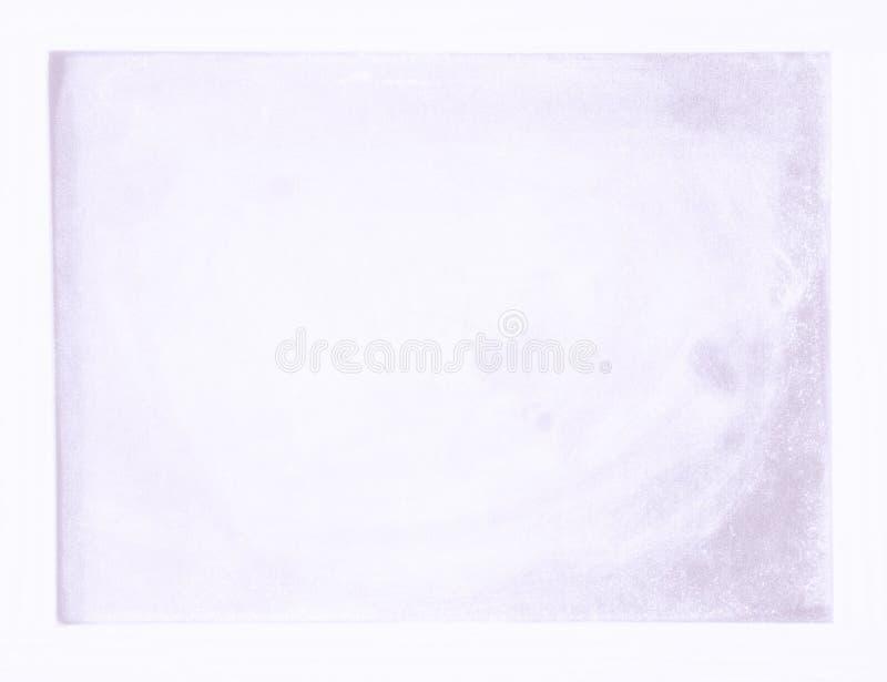 Nam bord met een wit kader toe royalty-vrije stock afbeelding