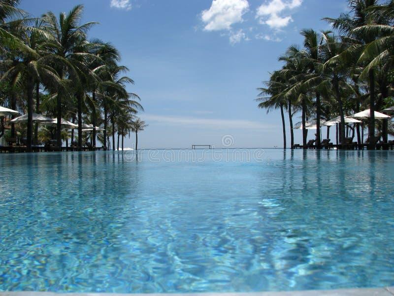 Nam Hai Pool 7 lizenzfreie stockfotos