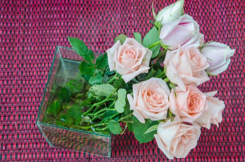 Nam toe & de dag van Valentine royalty-vrije stock afbeeldingen