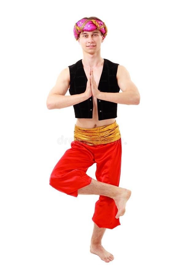 Namaste Stock Photography