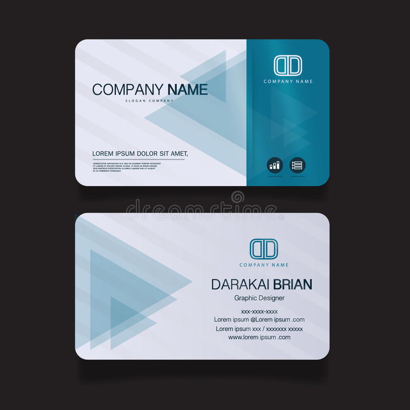 Name card modern simple business card template stock vector download name card modern simple business card template stock vector illustration of global colourmoves