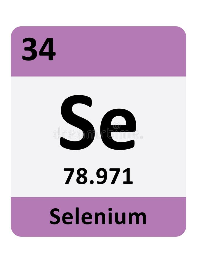 what is the chemical symbol for selenium