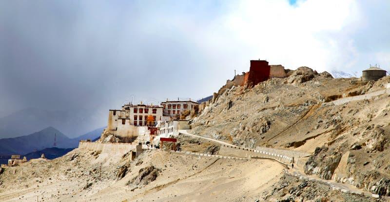 Namgyal Tsemo Monastery Stock Images