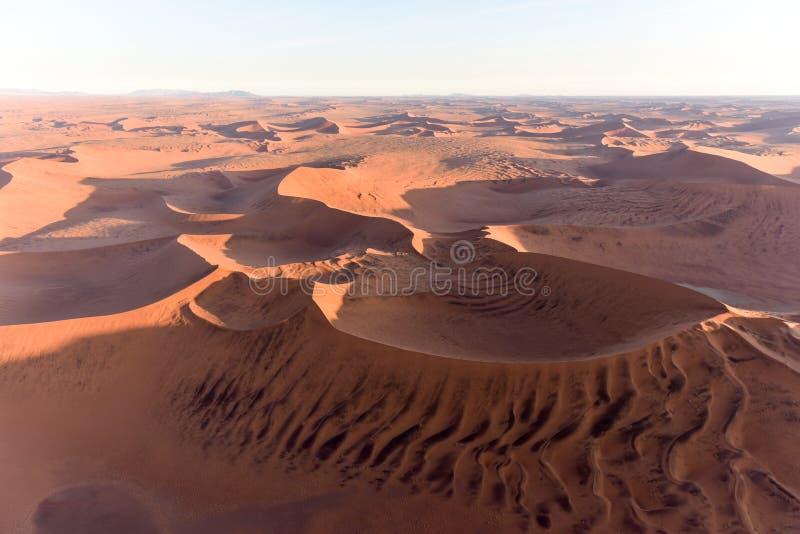 Namib沙子海纳米比亚 免版税图库摄影