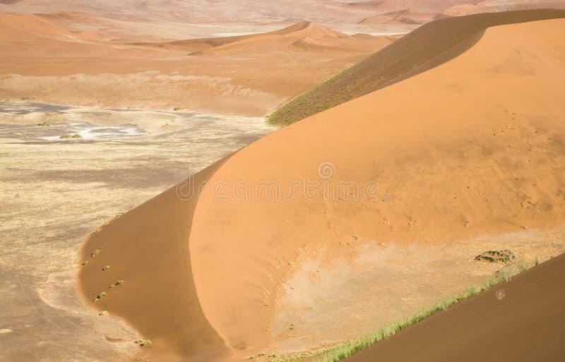 Namib Desert Stock Photo