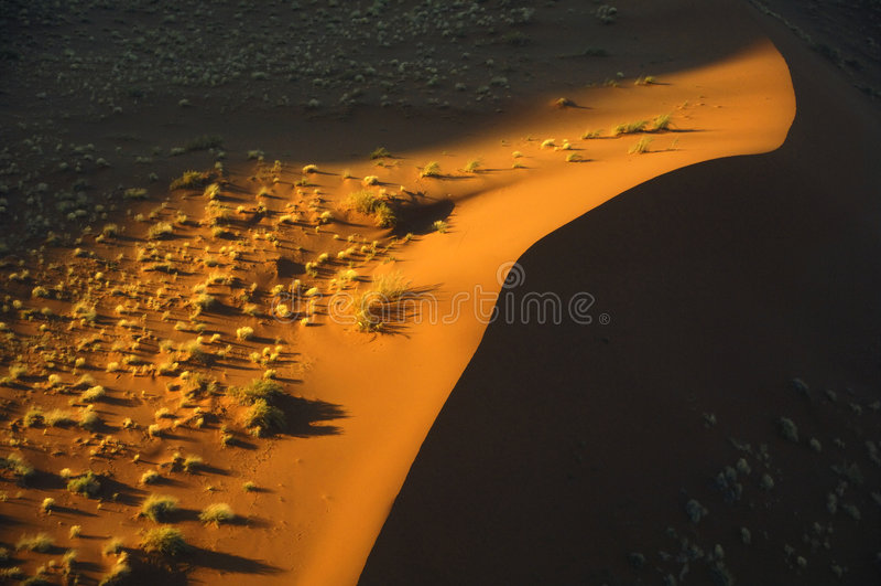 Namibië stock afbeelding