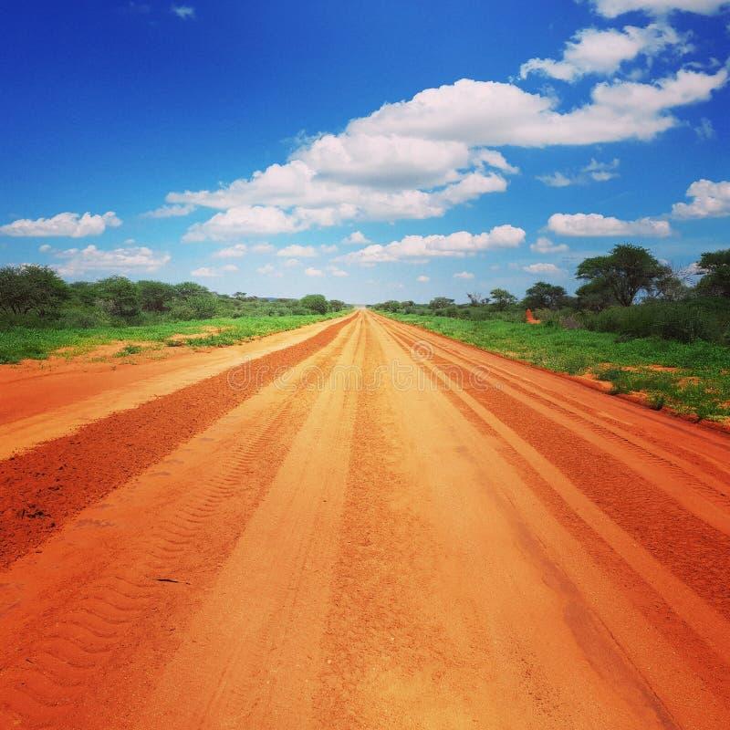 Namibië royalty-vrije stock afbeelding