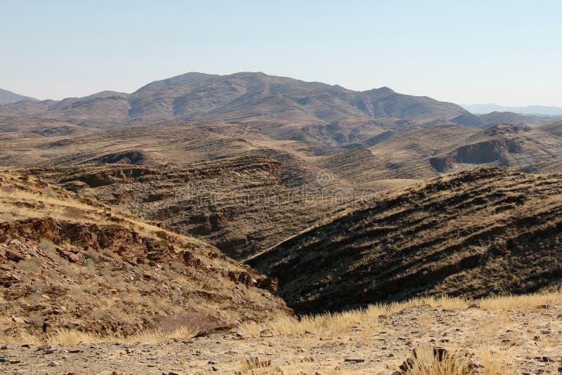 Namibië Naukluft stock afbeelding