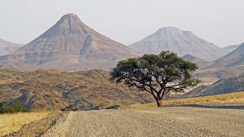 Namibia, Damaraland, fotografía de archivo libre de regalías