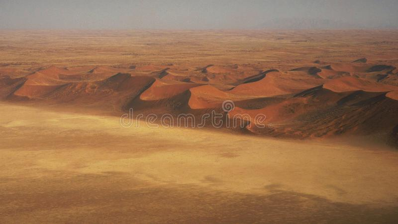 Namibia den Namib öknen arkivfoton