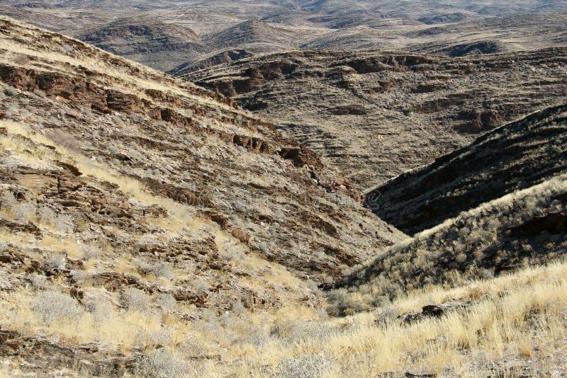 Namibia Naukluft zdjęcie stock