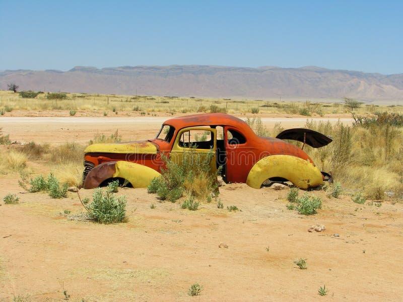 namibian gammalt haveri för bilöken royaltyfria foton