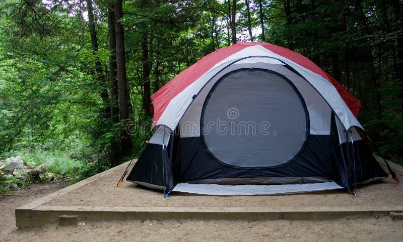 namiot campingowy zdjęcie royalty free