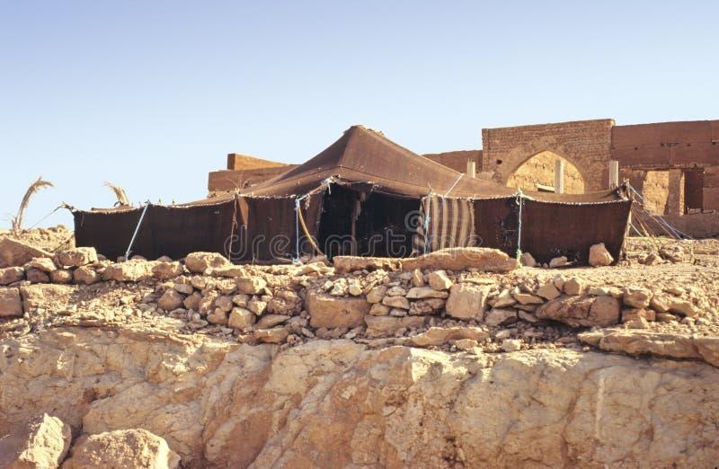 namiot do nomadów obraz royalty free