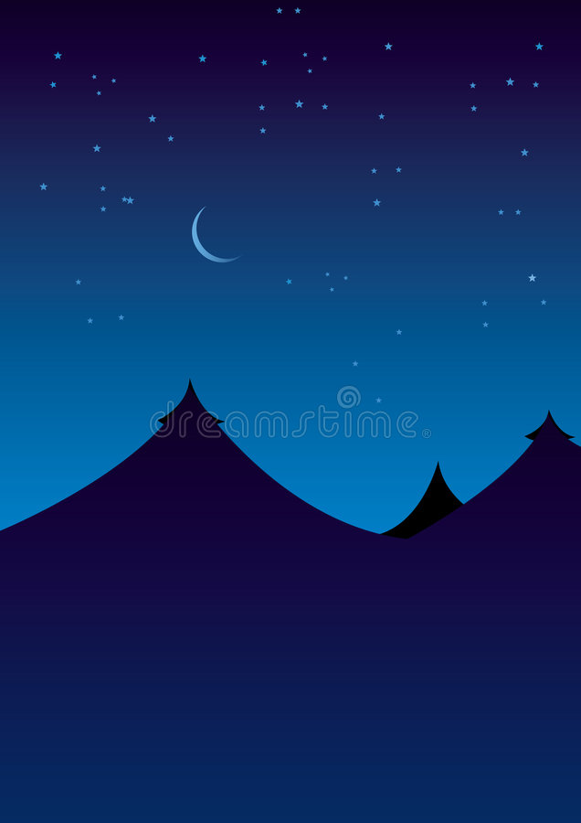 namiot ramadan royalty ilustracja